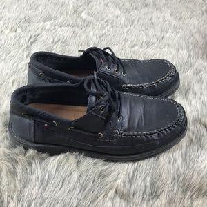Tommy Hilfiger Shoes - Tommy Hilfiger Judah Oxford Shoes Rubber Sole 13